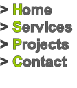 > Home > Services > Projects > Contact
